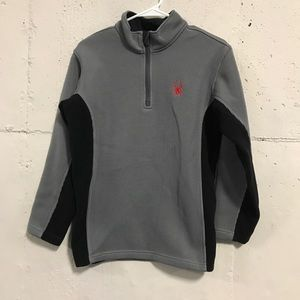 Spyder Half Zip Sweater